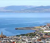 View of Largs